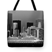 July 7 2014 - Carnival Splendor At New York City - Image 1674-02 Tote Bag