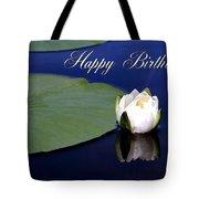 July Birthday Tote Bag