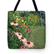 July Garden Tote Bag