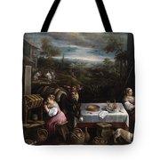 July. Leo Tote Bag