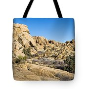 Jumbo Rocks Tote Bag
