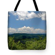 Jump Off Rock Tote Bag
