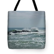 June Surf Tote Bag