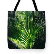 Jungle Fern Tote Bag