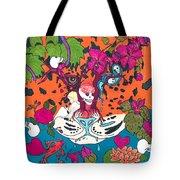 Jungle Fever 5 Tote Bag