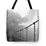 Jungle Journey 5 Tote Bag by Skip Nall