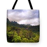 Jungle Landscape Tote Bag