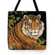 Jungle Monarch Tote Bag