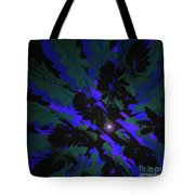 Jungle Night Sky By Jammer Tote Bag