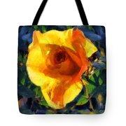 Jungle Rose Tote Bag