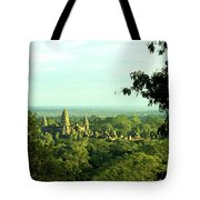 Jungle Temple 01 Tote Bag