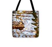 Jungle Water Tote Bag