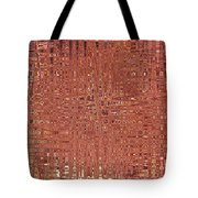 Jungles Of Pink Lines Tote Bag