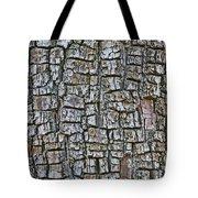 Juniper Bark- Texture Collection Tote Bag