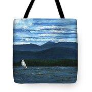 Juniper Island Lake Champlain Vt/ny Tote Bag