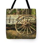 Junk Wagon Tote Bag