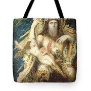 Jupiter And Semele  Tote Bag