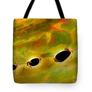 Jupiter Of The Sea Tote Bag