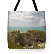 Jurassic Coast At Lulworth Tote Bag