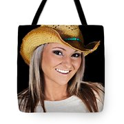 Just A Country Girl Tote Bag