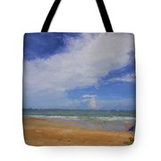 Just A Day Tote Bag