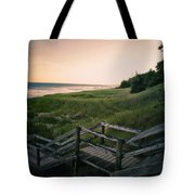 Just A Few More Steps To The Lake Tote Bag