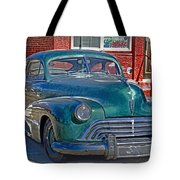 Just A Flat Tote Bag