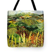 Just A Little Valley Tote Bag