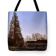 Just After Dawn Tote Bag