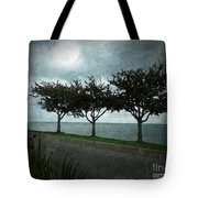 Just Another Gloomy Day Tote Bag