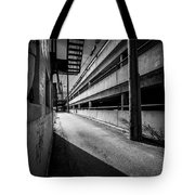 Just Another Side Alley Tote Bag