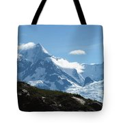 Just Another Snow-capped Mt Tote Bag