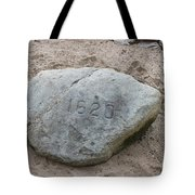 Just Another Veiw Of Plymouth Rock Tote Bag
