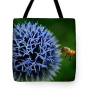 Just Beeing There Tote Bag