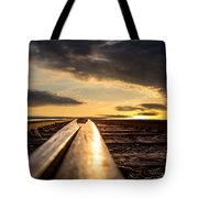 Just Before Sunrise Tote Bag by Bob Orsillo