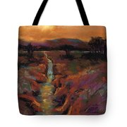 Just Before Sunset Tote Bag