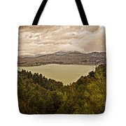 Just Before The Storm - Ardales Tote Bag