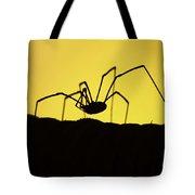 Just Creepy Tote Bag