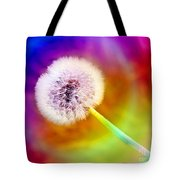 Just Dandy Taste The Rainbow Tote Bag