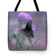 Just Fluttering By Tote Bag