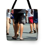Just Follow The Others Tote Bag