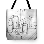Just For Practice Tote Bag
