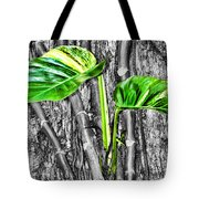 Just Green 2 By Diana Sainz Tote Bag