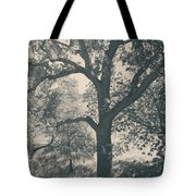 Just Hold On Tote Bag