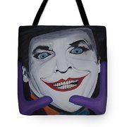 Just Jack Tote Bag
