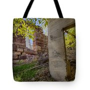 Just Left There Jerome Tote Bag