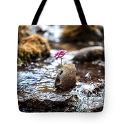 Just Let Your Love Flow Tote Bag