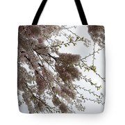 Just Lift Your Head And Enjoy Spring Tote Bag