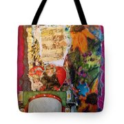 Just Like Old Times Tote Bag