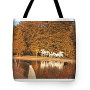 Just Married - A Fairytale Tote Bag